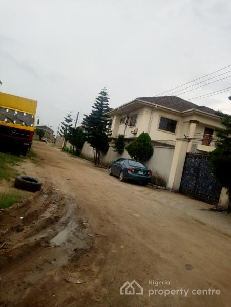 Half Plot of Land, Ajao Estate, Isolo, Lagos, Residential Land for Sale