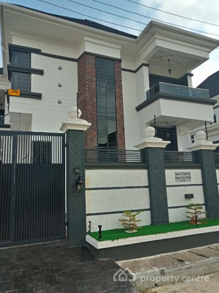 Massive Newly Built Luxury 5 Bedroom Fully Detached Duplex, Osapa, Lekki, Lagos, Detached Duplex for Sale