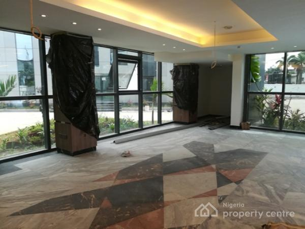 Premium Smart Open-planned Office, Victoria Island (vi), Lagos, Office Space for Rent