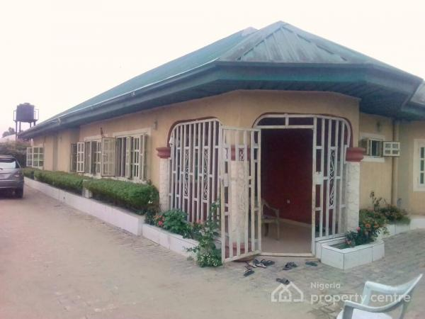 4 Bedroom Bungalow, Close to Obia Akpor Lga, Rumuodomaya, Port Harcourt, Rivers, Detached Bungalow for Sale