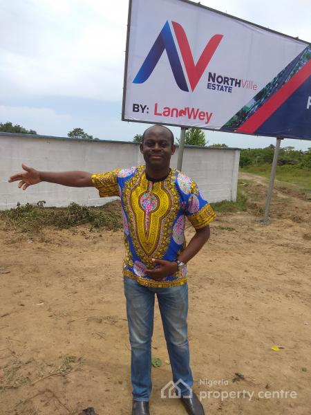 Northville Estate, By Bola Ahmed Tinubu Business District, Shapati, Bogije, Ibeju Lekki, Lagos, Residential Land for Sale
