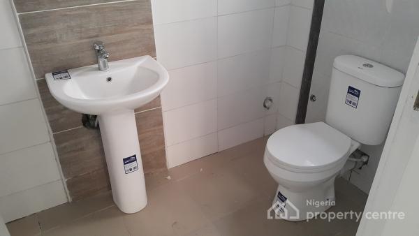 Brand New 5 Bedroom Semi-detached House with Bq, Osapa, Lekki, Lagos, Semi-detached Duplex for Sale