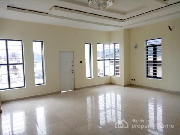 Exquisitely Built 5 Bedroom Detached Duplex, Osapa, Lekki, Lagos, Detached Duplex for Sale
