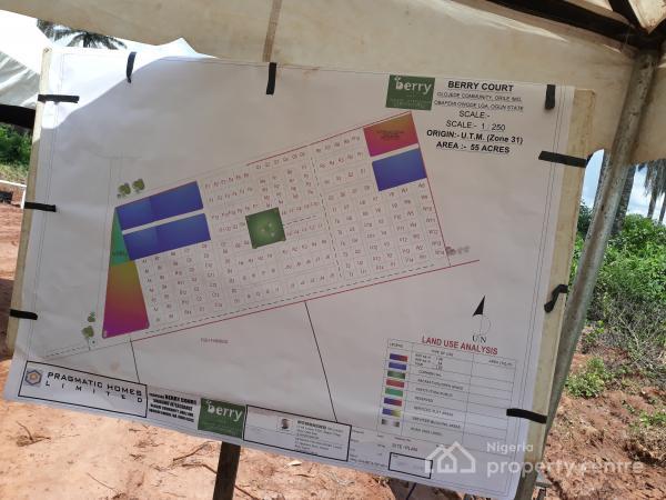 Land, Berry Courts Estate, Sagamu Interchanage, Sagamu, Ogun, Mixed-use Land for Sale