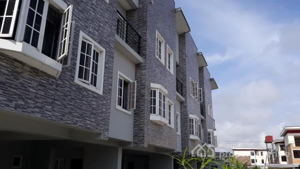 Brand New and Superbly Finished 4 Bedroom Town House with Boys Quarters, Ikate Elegushi, Lekki, Lagos, Terraced Duplex for Sale