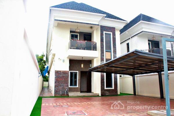 For Sale 5 Bedroom Transitional Style House Lekki Phase 1 Lekki