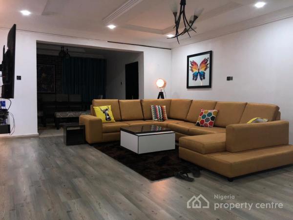 Lovely 3 Bedroom Apartment, Banana Island, Ikoyi, Lagos, Flat / Apartment Short Let