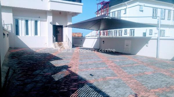 Brand New and Exquisitely Finished 4 Bedroom Semi-detached Duplex with Boys Quarters, Thomas Estate, Ajah, Lagos, Semi-detached Duplex for Sale