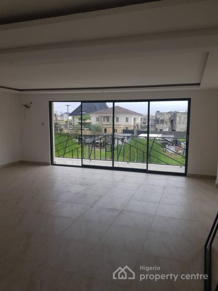 6 Bedroom Townhouse (with a Penthouse and Open Terrace), Lekki Phase 1, Lekki, Lagos, Detached Duplex for Sale