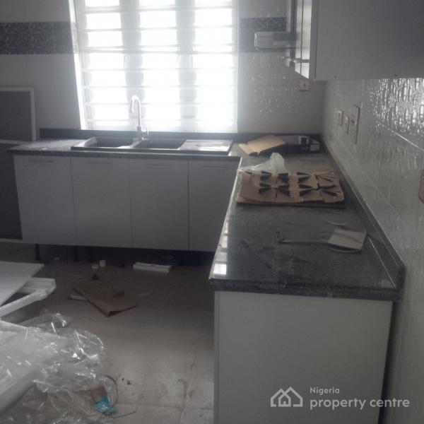 Luxury New 4 Bedroom Duplex with Bq, Vgc, Lekki, Lagos, Semi-detached Duplex for Sale