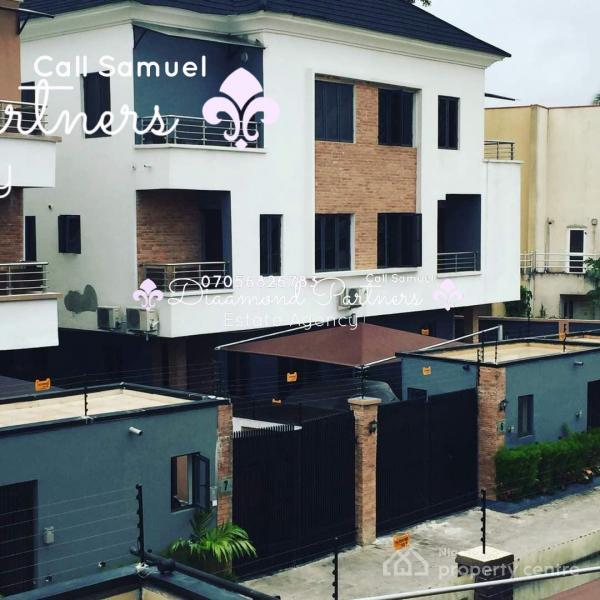 Detached 5 Bedroom Duplex, Parkview, Ikoyi, Lagos, Detached Duplex for Sale
