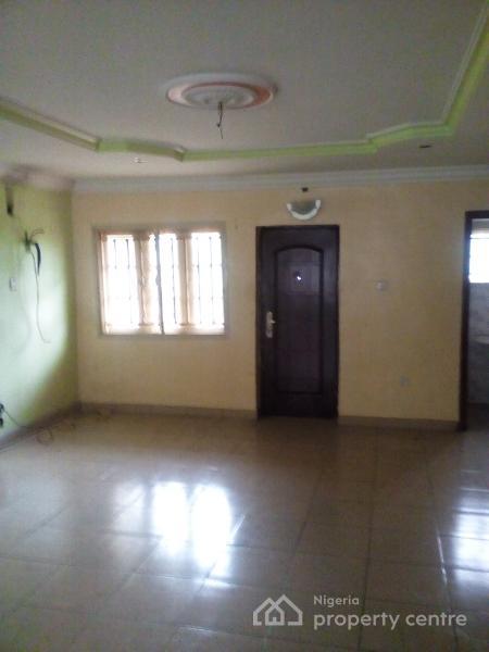 Lovely 3 Bedroom Flat, Off Shodimu Street, Gra, Magodo, Lagos, Flat for Rent