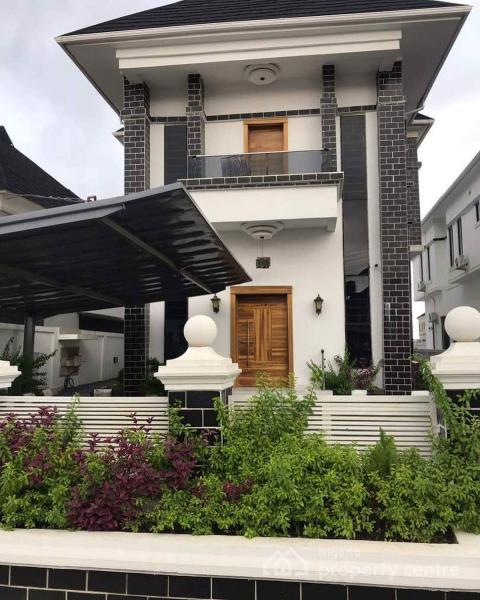 5 Bedroom Fully Detached House, Lekki County Homes, Ikota Villa Estate, Lekki, Lagos, Detached Duplex for Sale
