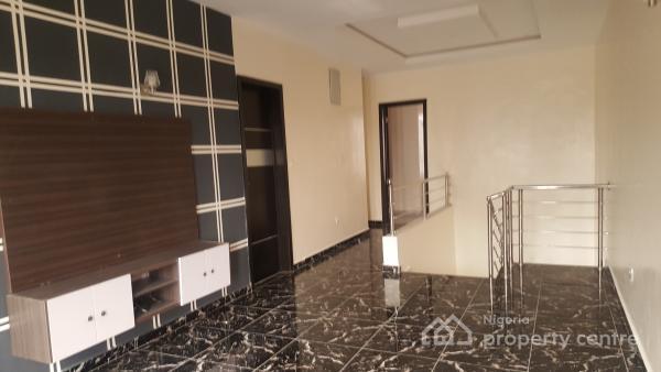 Sparkling 4 Bedroom Luxury Semi Detached Duplex with a Domestic Room + Ample Parking, Mega Mound Estate, By Lekki County Homes, Lekki, Lagos, Semi-detached Duplex for Sale