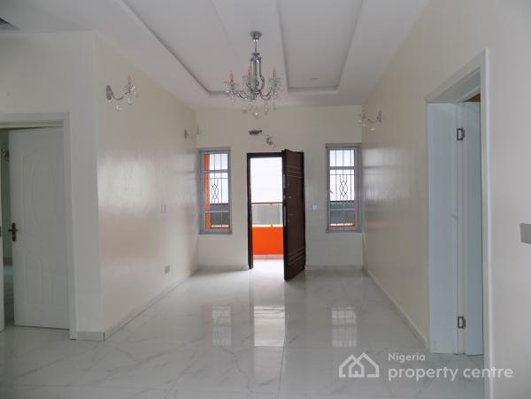 Amazingly Finished 5 Bedroom Luxury Fully Detached Duplex with a Domestic Room, By Middle Hall School, Lekki Right, Ikate Elegushi, Lekki, Lagos, Detached Duplex for Sale