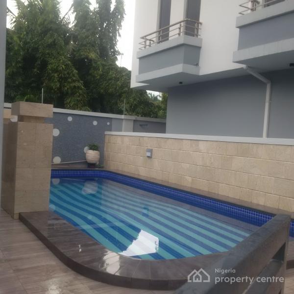 Luxury Four Bedroom Terrace Duplex, Old Ikoyi, Ikoyi, Lagos, Terraced Duplex for Sale