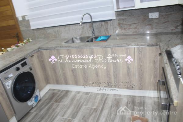 4 Bedroom Semi Detached Duplex, Lekki Phase 1, Lekki, Lagos, Semi-detached Duplex for Sale