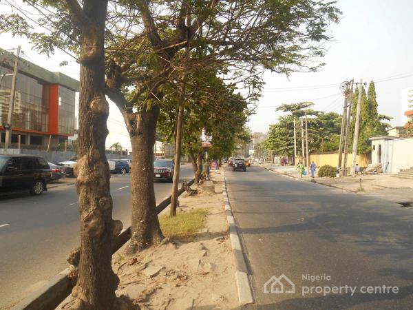 2231sqm Land, Along Akin Adesola, Victoria Island (vi), Lagos, Mixed-use Land for Sale