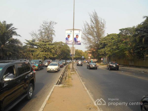 13000sqm Land, Ahmadu Bello Way, Victoria Island (vi), Lagos, Mixed-use Land for Sale