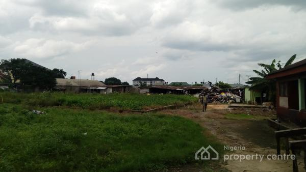 2 Plots of Land, Okuru, Along Golf Estate Road, Amadi-ama, Port Harcourt, Rivers, Residential Land for Sale