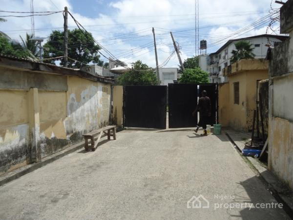 4400sqm Fenced Land for Mixed Use Development, Off Kofo Abayomi Way, Victoria Island (vi), Lagos, Mixed-use Land for Sale