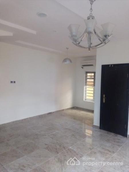 Well Built 4 Bedroom Duplex with a Room Bq, Chevron Drive, Chevy View Estate, Lekki, Lagos, Detached Duplex for Rent