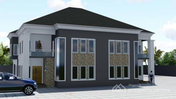 4 Bedroom Semi-detached House, Royal Garden Estate, Ajah, Lagos, Semi-detached Duplex for Sale