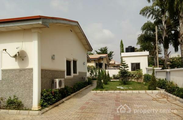 Luxury 3 Bedroom Bungalow with 1 Room Bq, Post Army Barrack, Kurudu, Abuja, Semi-detached Bungalow for Sale