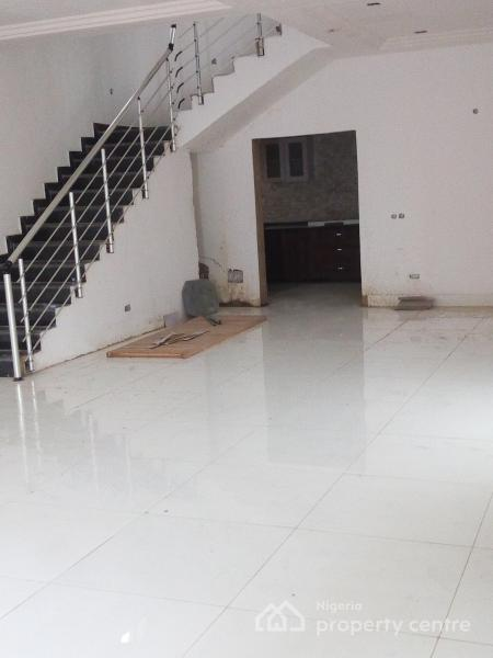 Newly and Tastefully Built 2 Units of 5 Bedroom Detached Duplex and a Bq, Gloss and Well Fitted Kitchen, Spacious Rooms Etc, Off Fola Osibo, Lekki Phase 1, Lekki, Lagos, House for Sale