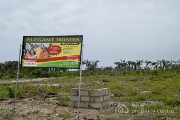 600sqm Plot of Land in Kaiyetoro Town Ibeju-lekki, Lagos., Kayeitoro Town, Ibeju-lekki Lagos, Eleko, Ibeju Lekki, Lagos, Residential Land for Sale