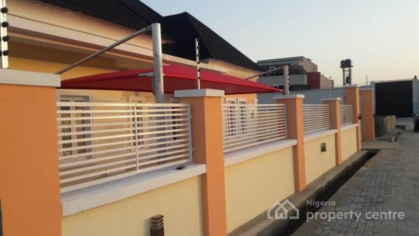 4 Bedroom Detached Bungalow, Divine Home Inside, Thomas Estate, Ajah, Lagos, Detached Bungalow for Sale
