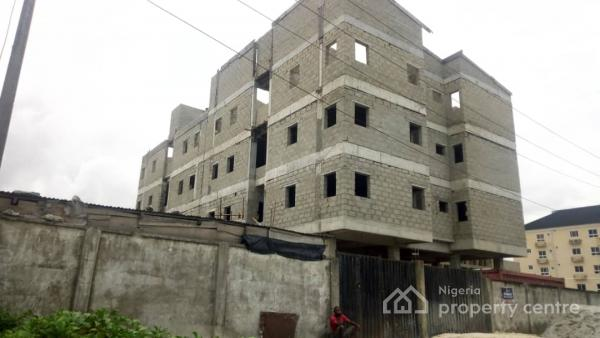 Off Plan :  2 Bedroom Penthouse Flat, Off Aa Rescue, Osapa, Lekki, Lagos, Block of Flats for Sale