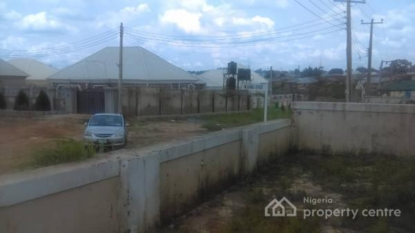 2 Bedroom Detach Bungalow Mortgage Scheme, Pykasa Opposite, Fha, Lugbe District, Abuja, Semi-detached Bungalow for Sale