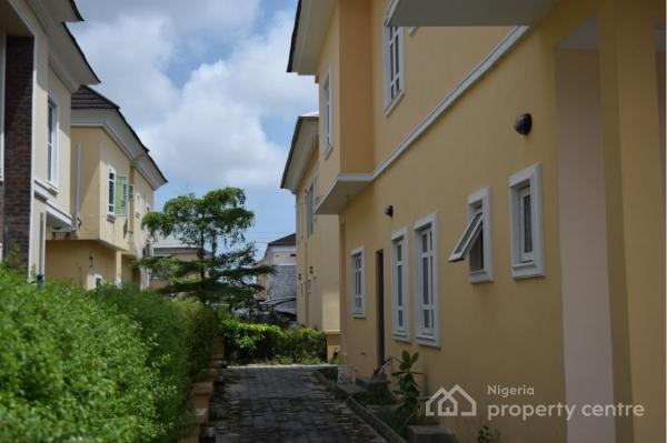 a Newly Built and Astonishingly Finished 5 Bedroom Detached Duplex with 2 Rooms Servant Quarters, Northern Foreshore Estate, Lekki, Lagos, Detached Duplex for Sale