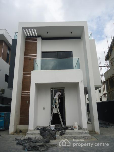 Tastefully Finished Luxury 5 Bedroom Detached Duplex with Excellent Facilities, Banana Island, Ikoyi, Lagos, Detached Duplex for Sale