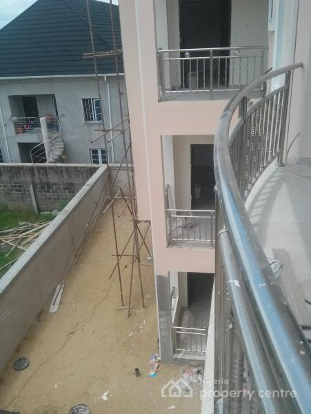 Brand New Perfectly Finished Executive Hd, Luxurious 2 Bed Apartments 9 Units in a Compound Around Lbs Environs, with Fine Interiors, Floodheaven Road, Beside Lbs, Ajiwe, Ajah, Lagos, Flat for Rent