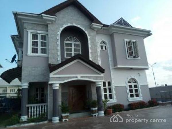 Tastefully Built 6 Bedroom Fully Detached Duplex with Bq, Pinnock Beach Estate, Jakande, Lekki, Lagos, Detached Duplex for Sale