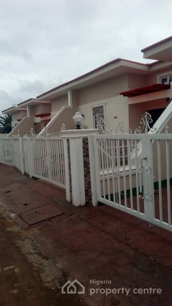 Luxury Finished Two Bedroom Terrace Bungalow., Simawa, Ogun, Terraced Bungalow for Sale