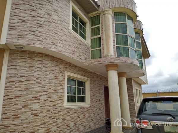 4 Bedroom Duplex with Ac, Fidiso Estate, Sangotedo, Ajah, Lagos, Semi-detached Duplex for Rent