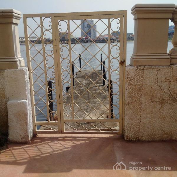 Waterfront 4763sqm Land, Osborne, Ikoyi, Lagos, Residential Land for Sale