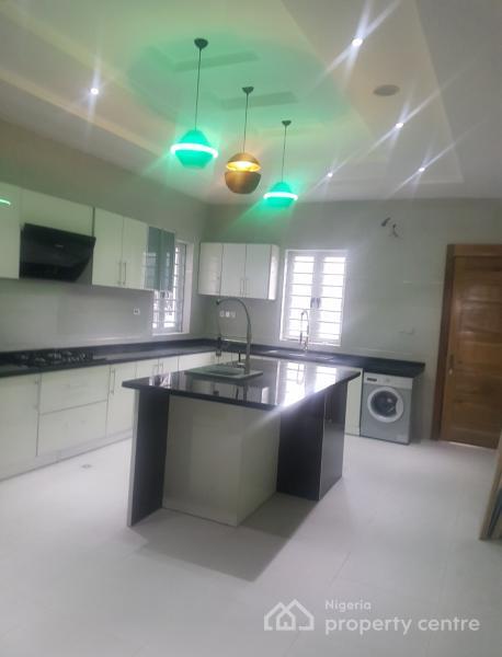 Best Property- 5 Bedroom Mansion Duplex with Self Con Bq and Swimming Pool-8 Car Park, Megamound Estate, Lekki Phase 2, Lekki, Lagos, Detached Duplex for Sale