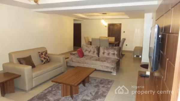 Letting Hot Luxury 2 Bedrooms Furnished Apartment with 24/7 Light and Internet Just Come with Your Cloth 55k Pay Nite, Wuse 2, Abuja, Flat Short Let