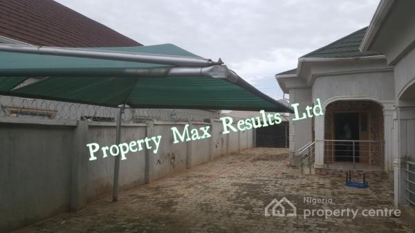 Well Finished 2 & 3 Bedroom Bungalow, Jenriyin, Off Akala, Akobo, Ibadan, Oyo, Detached Bungalow for Sale