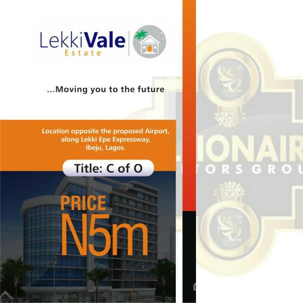 Best Land Investment at The Moment, Lekkivale Estate, Bolorunpelu Onigbedu Village, Badore, Ibeju Lekki, Lagos, Residential Land for Sale