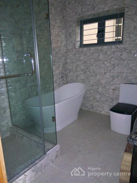 Newly Built and Well Finished 5 Bedroom Detached Duplex with a Room Bq, Fitted Kitchen, Swimming Pool, Gym, Etc., Lekki Phase 1, Lekki, Lagos, Detached Duplex for Sale