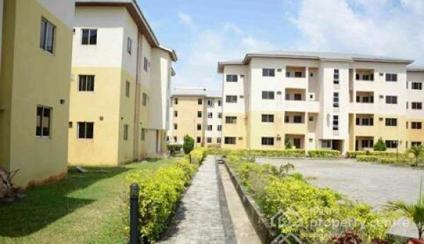 2 Bedroom in a Gated Estate, Gra, Abijo, Lekki, Lagos, Semi-detached Duplex for Sale