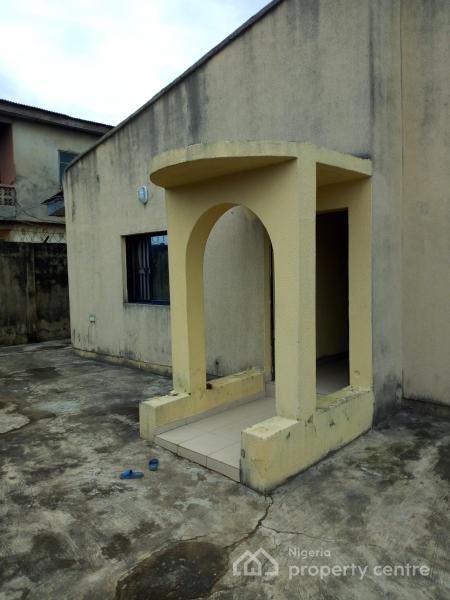 a Block of 3nos 2 Bedroom Flats (bungalow) for Sale in Ijegun, Lagos, 23 Tunde Akinsola Street, Papa Major Bus Stop, Ijegun, Ikotun, Lagos, Detached Bungalow for Sale