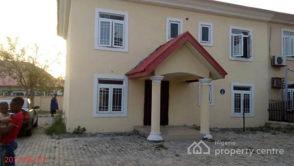 4 Bedroom Semi Detached Duplex, Citec Estate, Jabi, Abuja, Semi-detached Duplex for Sale