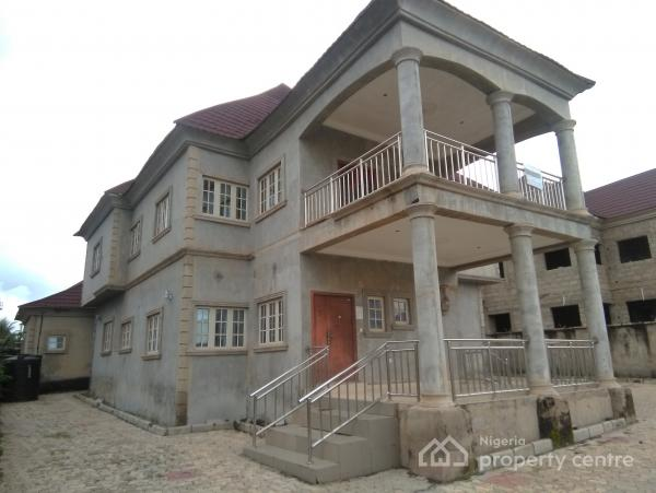 Luxury 5 Bedroom Duplex, Kingston Estate, Beside Brains and Hammers Estate, Life Camp, Life Camp, Gwarinpa, Abuja, Detached Duplex for Sale