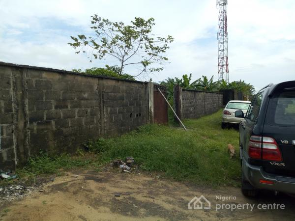 Fully Fenced, Dry and Gated Three (3) Plots of Land, Off Monastery Road, By Fountain Springville Estate, Sangotedo, Ajah, Lagos, Mixed-use Land for Sale
